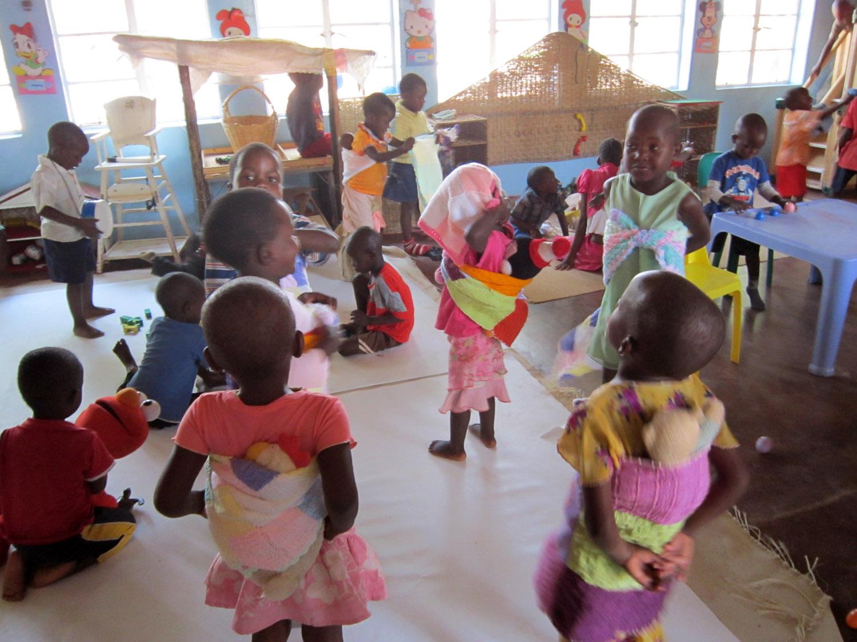 early childhood development centre