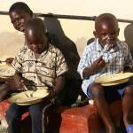 Sadza porridge 2