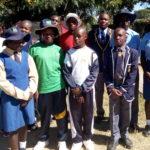 11 children are sponsored to attend boarding school
