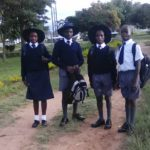 Local Epworth children start attending the MRCH secondary school